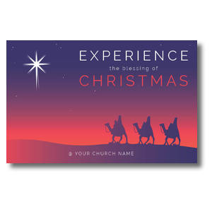 Christmas Wise Men Postcards