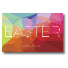 Bright Geometric Easter