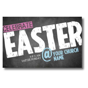 Easter At Chalk Postcards
