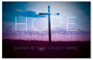 Hope Starts Here 4/4 ImpactCards