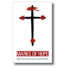 Marks of Hope Postcard