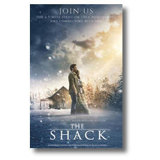 The Shack Movie Postcard
