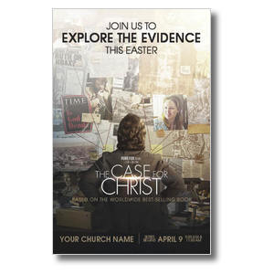 The Case for Christ Movie 4/4 ImpactCards