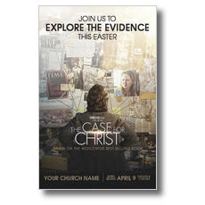 The Case for Christ Movie Postcard