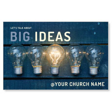 Big Ideas Postcard