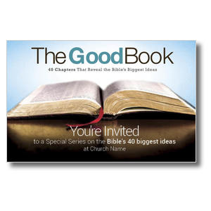 The Good Book Postcards