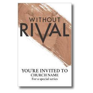 Without Rival Postcards