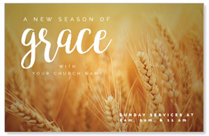 Grace Wheat Postcards