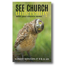 See Church Differently Postcard