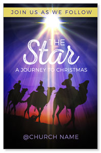 The Star: A Journey to Christmas 4/4 ImpactCards