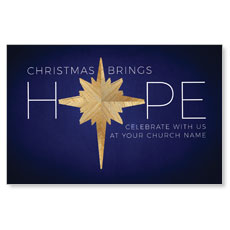 Hope Star Postcard