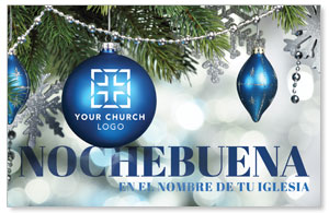 Nochebuena Spanish Postcards