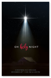 Oh Holy Night Postcards
