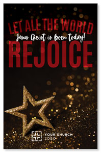 Rejoice Star Postcards