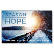 Season of Hope Postcard
