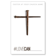 Love Can Postcard