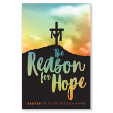 Reason for Hope Postcard