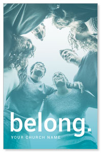 Belong Huddle Postcards