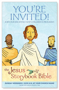 Jesus Storybook Bible Postcards