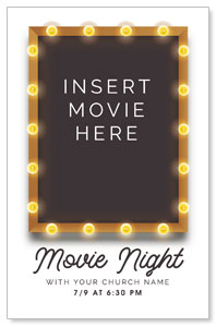Insert Movie Here 4/4 ImpactCards