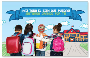 UMC Kids Spanish Postcards