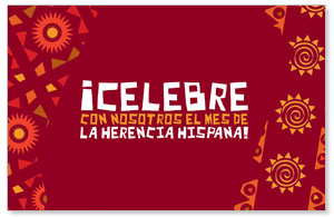 UMC Hispanic Heritage Esp Postcards