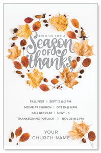 Season of Thanks 4/4 ImpactCards