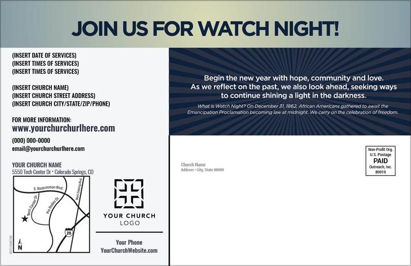 UMC Watch Night 2019