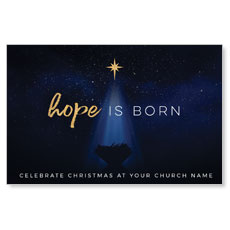 Christmas Star Hope is Born