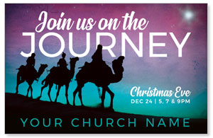 Wise Men Christmas Journey 4/4 ImpactCards