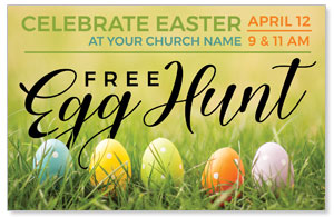 Free Easter Egg Hunt 4/4 ImpactCards