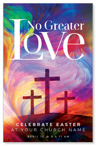 No Greater Love 4/4 ImpactCards