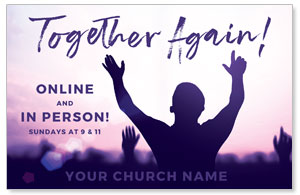 Together Again Purple 4/4 ImpactCards