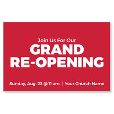 Red Grand Re-Opening