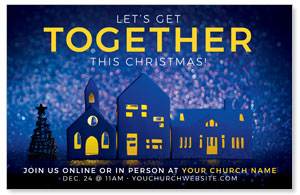 Together This Christmas 4/4 ImpactCards