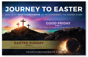 Journey To Easter 4/4 ImpactCards