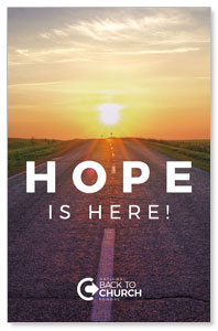 BTCS Hope Is Here ImpactCards