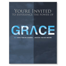Grace: Max Lucado Small Postcard