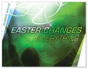 Easter Changes InviteCards