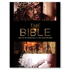 The Bible 30-Day Experience Small Postcard