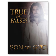 Son of God: True or False? Small Postcard