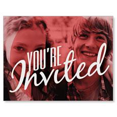Circle Youth Small Postcard