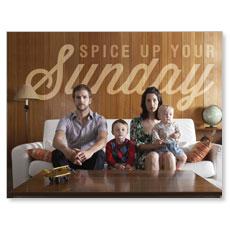 Spice Up Sunday InviteCard