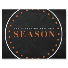 Season Dots InviteCard