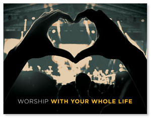 Worshiper Heart InviteCards