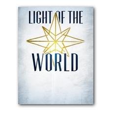Light of the World InviteCard