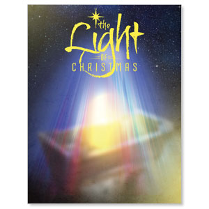 The Light of Christmas InviteCards
