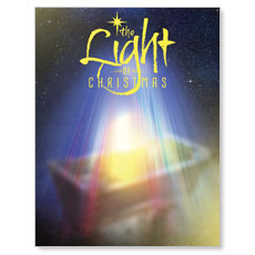 The Light of Christmas InviteCard