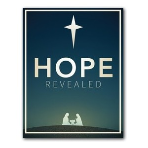Hope Revealed InviteCards