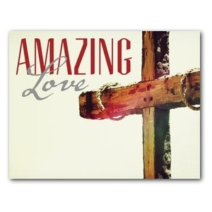 Amazing Love Cross ImpactMailers